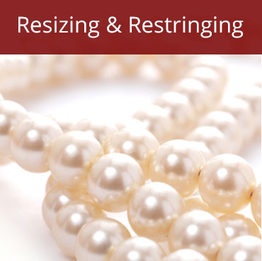 Resizing and Restringing